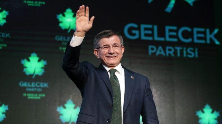 Gelecek Partisi'nde 6 başkan istifa etti