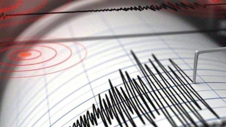 Gökçeada açıklarında deprem