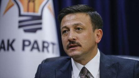 AKP'li Dağ: Yaptığımız en önemli iş demokrasinin gelişmesi, özgürlüğün büyümesi oldu