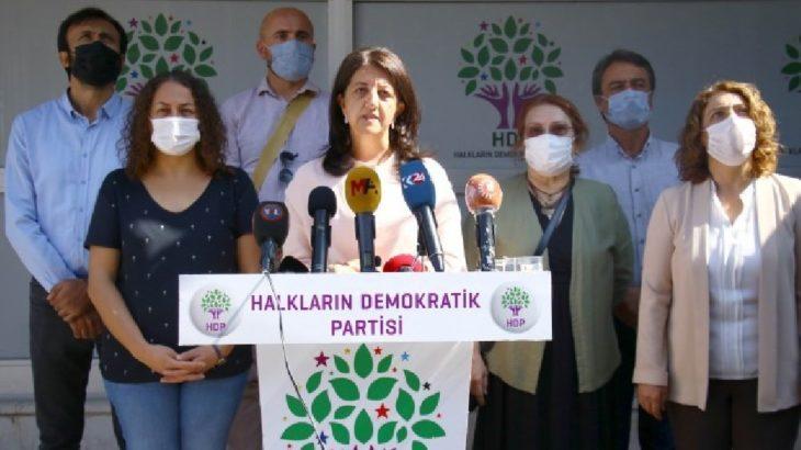 HDP'li Pervin Buldan: Bu operasyon AKP'nin siyasi darbelerinin devamıdır