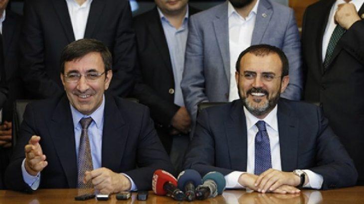 AKP Genel Başkan yardımcısına koronavirüs tanısı