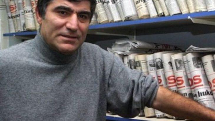 Hrant Dink cinayeti davası: Astsubay Okan Şimşek hakkında yakalama kararı