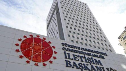 Cumhurbaşkanlığı İletişim Başkanlığına 'propaganda ve algı operasyon merkezi'