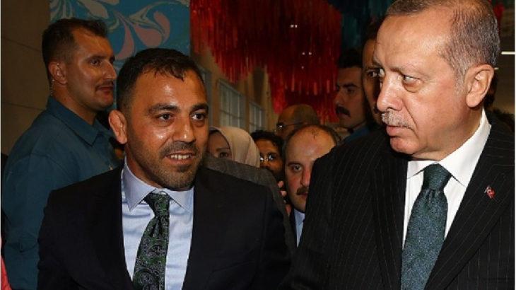 Erdoğan'ın güreşçi başdanışmanından gaf