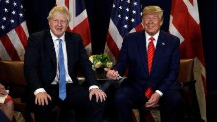 Boris Johnson: AB, toprak bütünlüğümüz için tehdit
