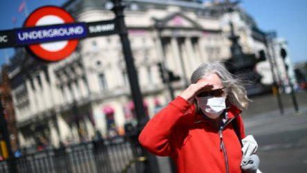 İngiltere'de sokağa çıkma yasağı