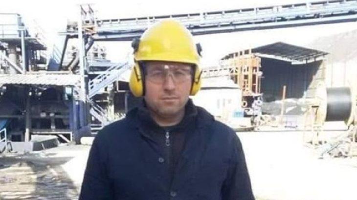 İş cinayeti: Kamyonun altında kalan maden işçisi yaşamını yitirdi