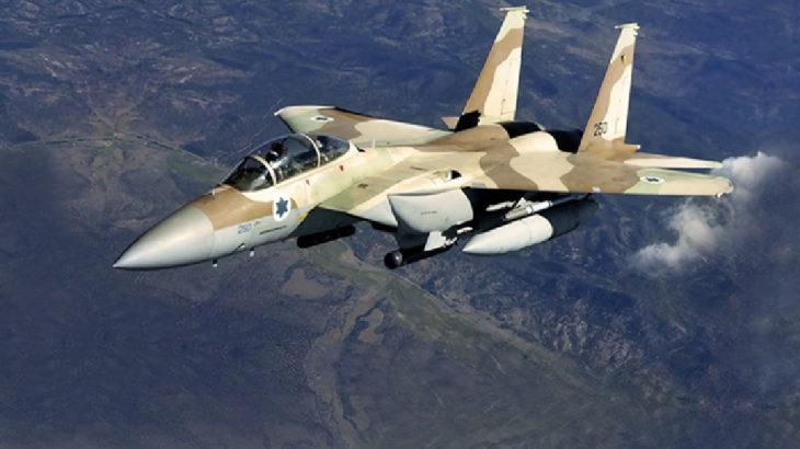 İsrail'den Suriye'ye hava saldırısı: 9'u Suriye askeri olmak üzere 40 kişi hayatını kaybetti