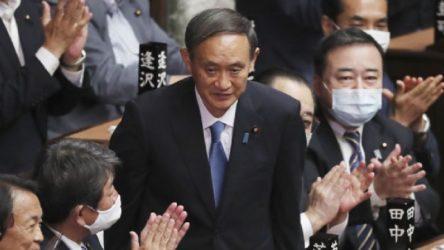 Japonya başbakanlığına Suga Yoşihide seçildi