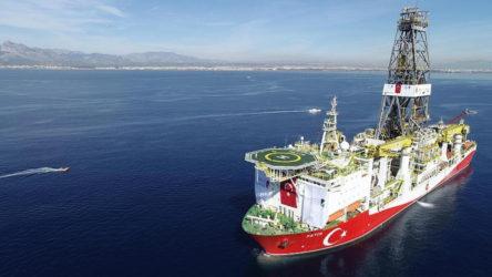 Kanuni sondaj gemisi Karadeniz'de faaliyete başlayacak