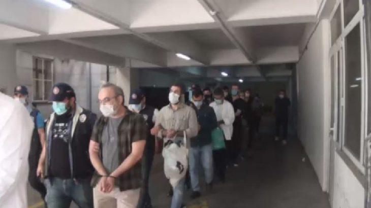 'İsimsizler Hareketi' soruşturmasında 3 kişi tutuklandı