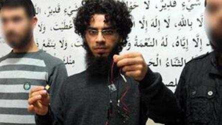 IŞİD'in 'Diyarbakır emiri' 3. kez yakalandı