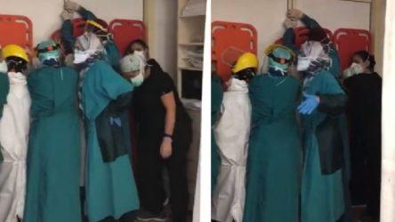 Acil servise saldıranlardan ikisi hakkında tutuklama talebi