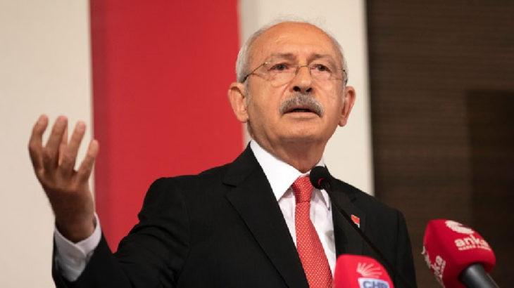 Kılıçdaroğlu: En büyük günahı işleyene oy vermeyeceksiniz