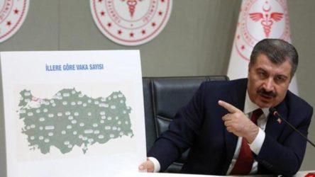 Fahrettin Koca: Bir ay öncesine göre İzmir'de vakalarda yüzde 42 artış