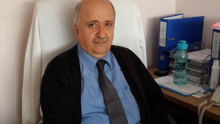 Konya İl Sağlık Müdürlüğü çalışanı koronavirüs nedeniyle hayatını kaybetti