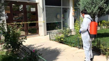 Apartman görevlisi korona oldu: 500 kişi karantinada