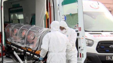 Son 24 saatte 74 kişi koronavirüs nedeniyle hayatını kaybetti