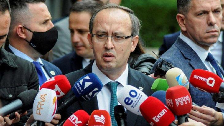 Kosova Başbakanı Hoti: Kudüs'te büyükelçilik açmakta kararlıyız