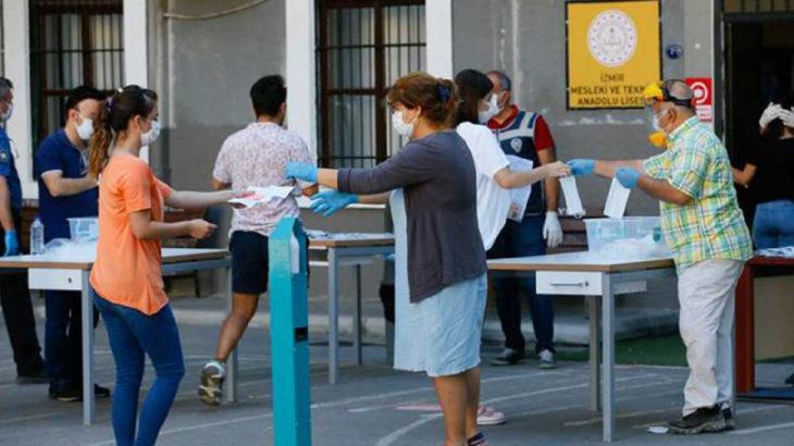 KPSS'de skandal iddia: Gözetmenlere, sınıflarında Covid-19'luların sınava gireceği bildirilmemiş