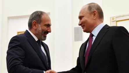 Kremlin: Paşinyan, Putin'e telefon etti