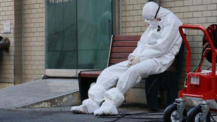 Dünyada koronavirüse yakalananların sayısı 27 milyonu aştı