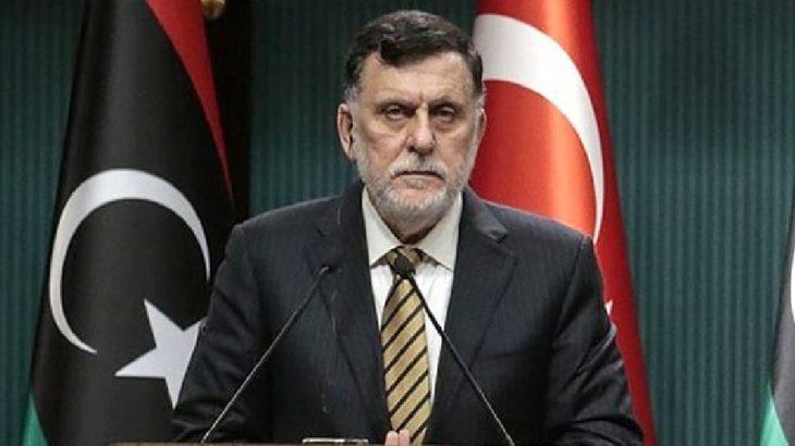 Libya UMH Başbakanı Serrac: Ekim ayı sonunda görevi bırakmak istiyorum