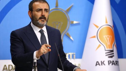 AKP'li Ünal'dan anket açıklaması: Yüzde 40-42 bandının altına hiç düşmedik