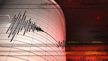 Marmara Denizi'nde bir deprem daha