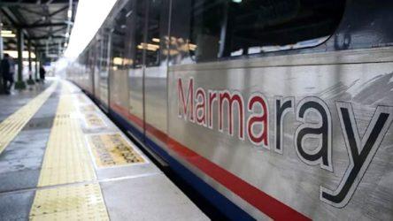 Marmaray seferleri elektrik arızası nedeniyle durduruldu