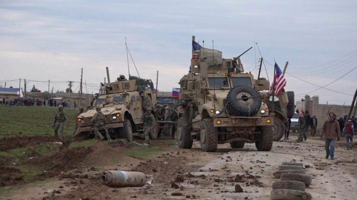 ABD'den Suriye'ye radar ve zırhlı araç sevkiyatı