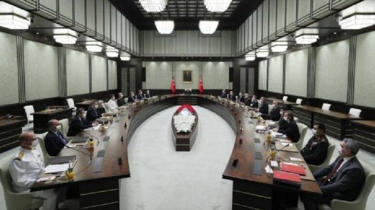 MGK toplantısı sona erdi: Bildiride 'Doğu Akdeniz' vurgusu