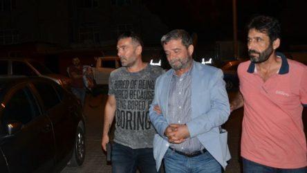 Mümtazer Türköne tahliye edildi