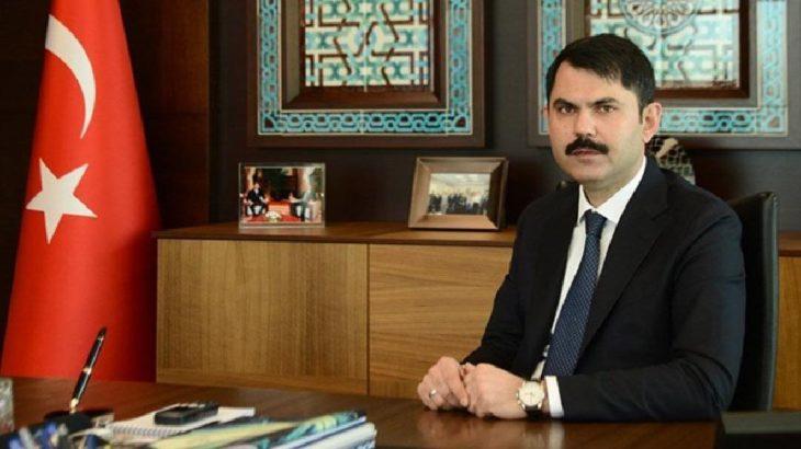 Bakan Kurum'dan Kaş'taki binlerce 'kaçak' lüks villa itirafı