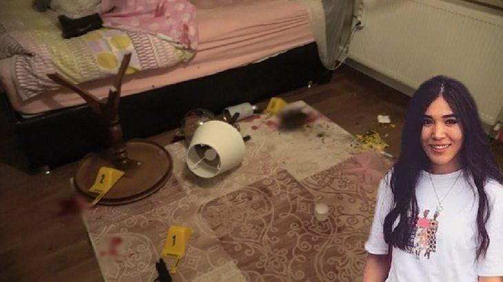 Nadira Kadirova'nın odasından yeni görüntüler: Boğuşma yaşandığını düşündürüyor