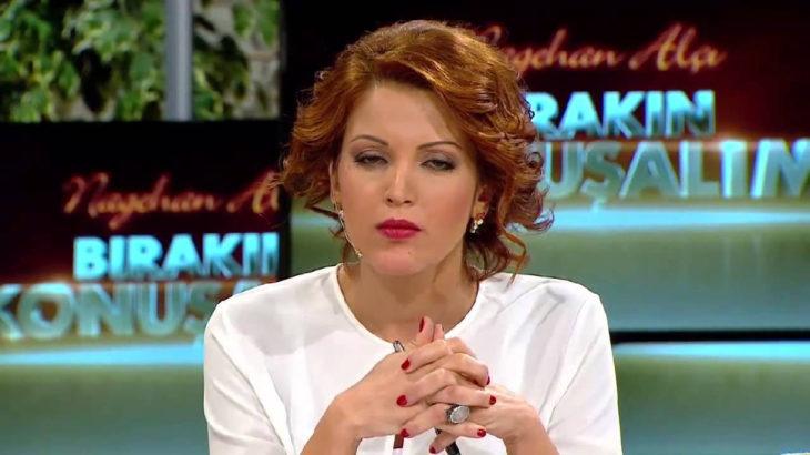 Nagehan Alçı'nın İnce yorumu: Özal olmak yerine CHP'liliği tuttu