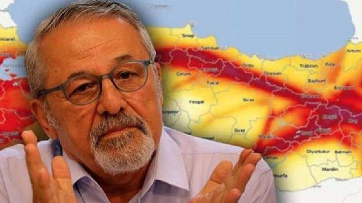 Prof. Dr. Görür'den deprem uyarısı