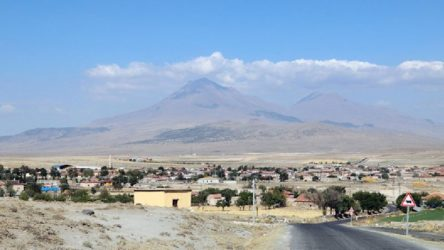 Niğde depreminin ardından volkanik Hasan Dağı gaz çıkarmaya başladı