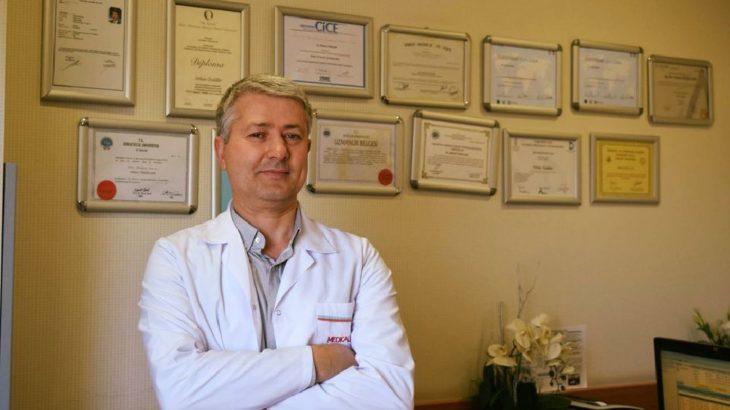 Bir doktor daha Covid-19'dan yaşamını yitirdi