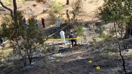 CHP'li eski başkanın, ormanda yanmış cesedi bulundu