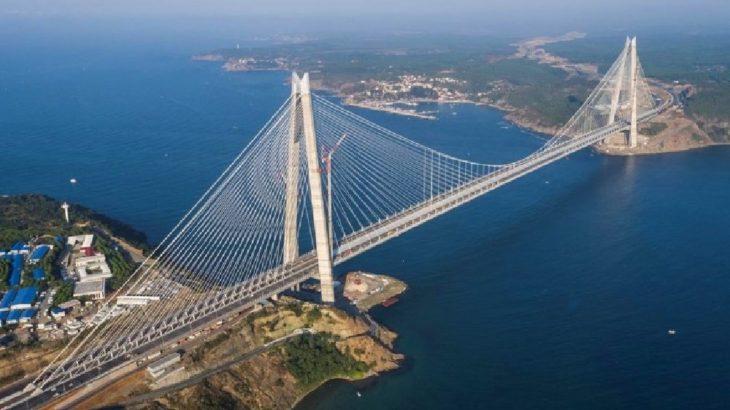 Osmangazi Köprüsü'nü işleten şirketin devlete borcu 568 milyon lira
