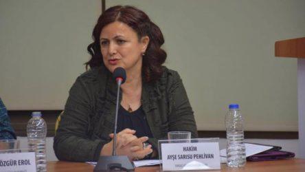 Yargıçlar Sendikası'na Ayşe Sarısu Pehlivan yeniden başkan seçildi
