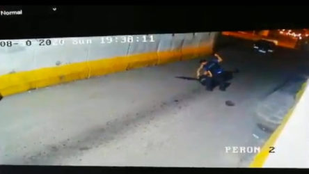 Kavgaya tutuşan polis ve bekçi görevden uzaklaştırıldı