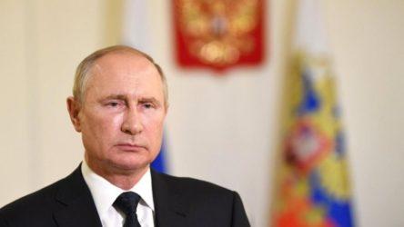 Trump'ın ardından Putin de Nobel'e aday gösterildi