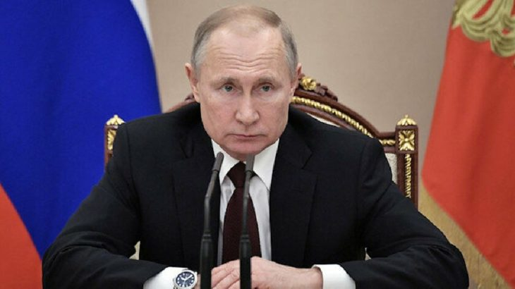 Putin: ABD bizi hipersonik silah geliştirmeye zorladı