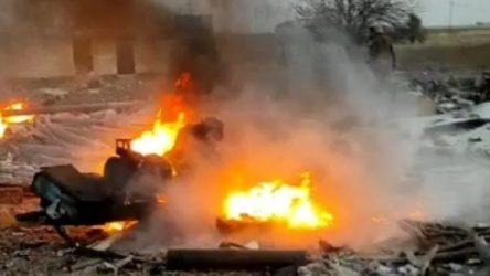 Resulayn'da bomba yüklü araç patladı: 7 ölü, 14 yaralı