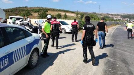 Maske kuralına uymayan polislere ceza