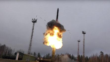 Çin basını: Yeni silahlarıyla, ABD'ye karşı silah üstünlüğü Ruslarda