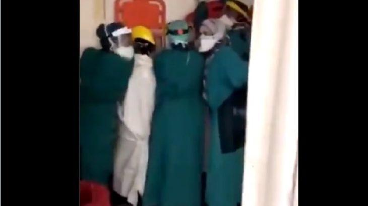 VİDEO | Ankara'da sağlık emekçilerine silahlı saldırı