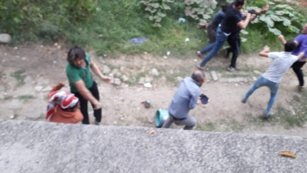 Sakarya'da mevsimlik işçilere saldırı